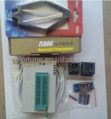 MiniPro USB TL866CS Universal Programmer Support 13000 ICs EPROM BIOS SPI Flash