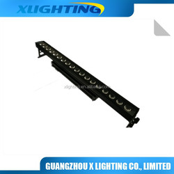 LED Bar 18pcs led 12W RGBW lighting outdoor wall washer led wall wash