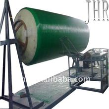GRP Pipe Spool Fabrication Production Line