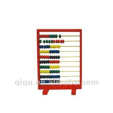 Children Wooden Counting Frame Abacus Math Educational Toys