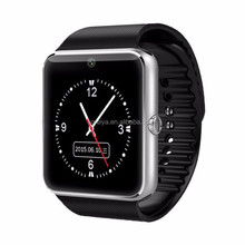 promotional Android bluetooth smart watch gsm mobile watch phone with video call