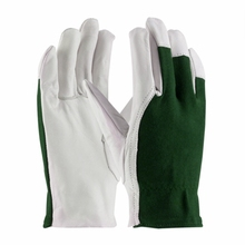 Top Quality Goatskin Leather Work Gloves