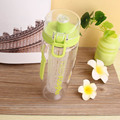 Mlife Factory stocked large 32oz fruit infuser water bottles OEM welcomed