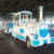 Amusement Park Factory Electric Trackless Tourist Train For Sale Adult Rides Train Set