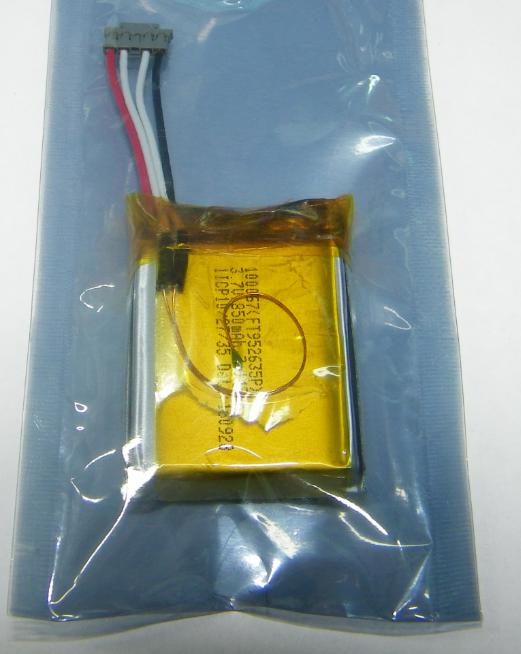 High quality LP952635-850mAh rechargeable polymer lithium ion battery with PCB