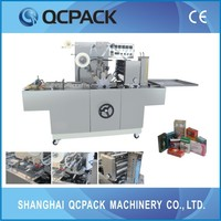 cigarettes cellophane wrapping machine BTB-300A