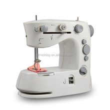 FHSM 339 mini electric overlock sewing machine table stand