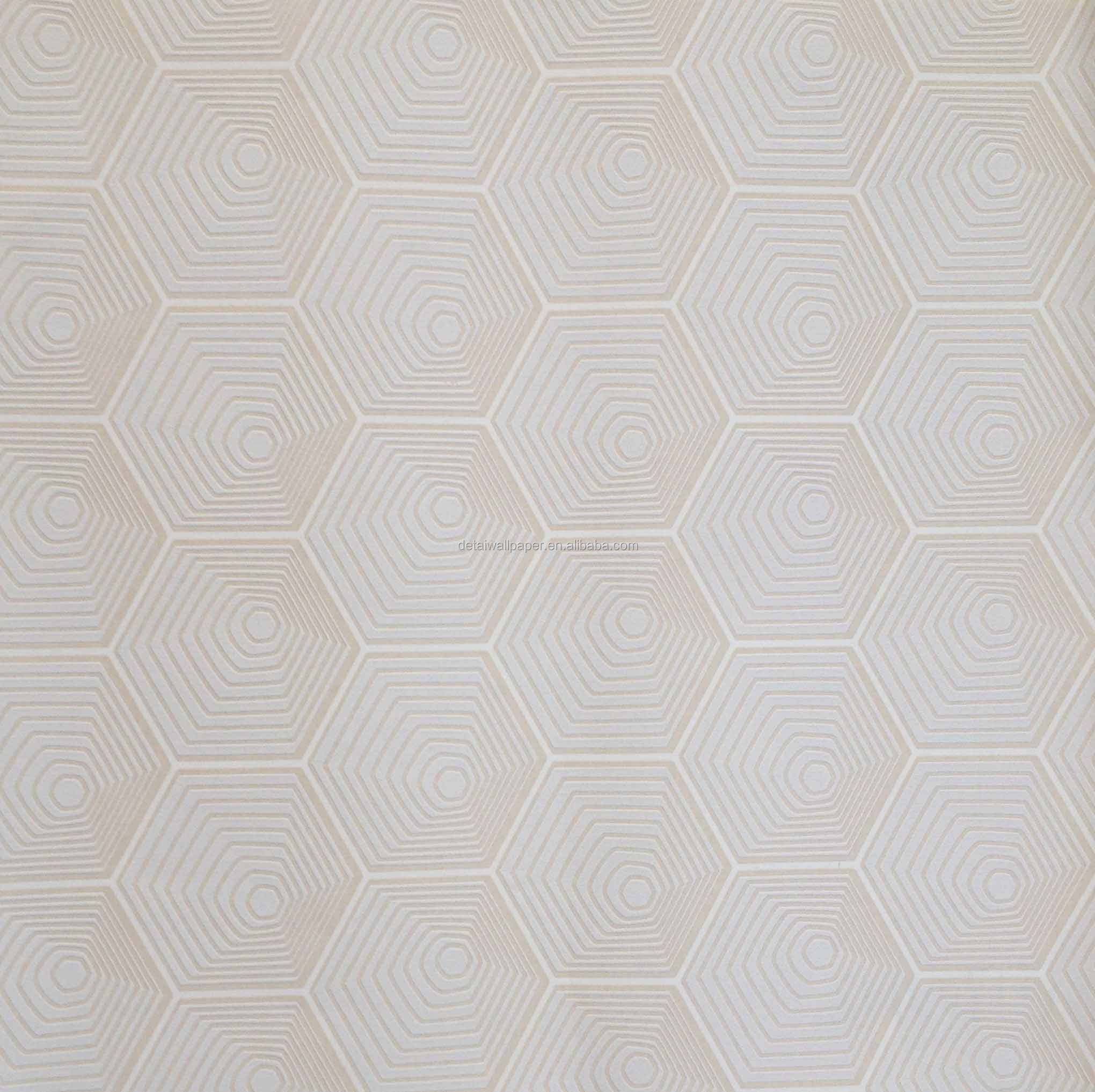 Detai felt wall covering