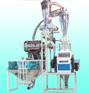 Factory Price Wholesale small scale flour mill machinery