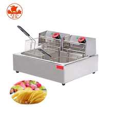 2018 hot sale french fries deep fryer/ frying machine/frier