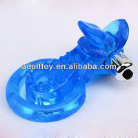 New arrival new cock ring live tongue vibrating cock rings for men vibrating tongue cockring