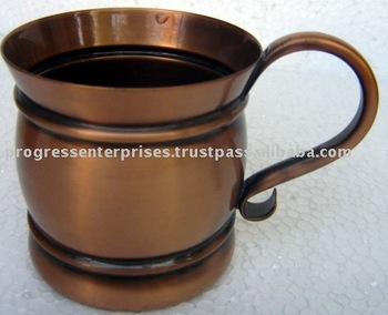 COPPER MUGS for NESCAFE GOLD Cold Coffee