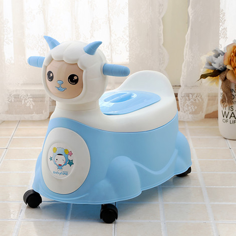 2017 hot sell multifunction plastic baby toilet chair children potty