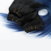 Hot new products Human hair extension with closure,100%Natural malaysian remy virgin hair