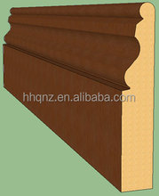 3.2-in x 8-ft baseboard molding