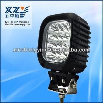 Outdoors LED Working Light Long Lifespan 50000 Hours IP68 Waterproof