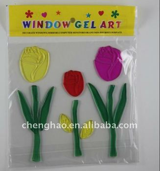 window gel cling