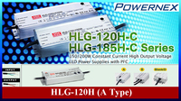 [ PowerNex ] Mean Well HLG-120H-12A type (120W 12V 10A) Dimmable LED Power Supply LED Driver