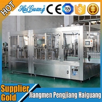 Factory Direct Automatic Water Filling Machine 2-In-1 Unit For Pet