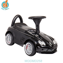WDDMD258 Little Baby Ride On Cars With Push Handle Car Toy Mini Portable Speaker