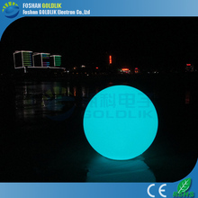 PE material led solar hanging decorative balls lights GKB-040RT