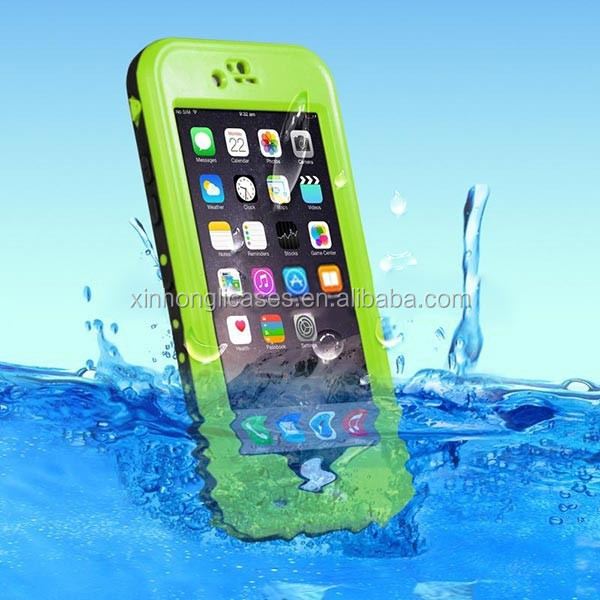 Premium Waterproof Shockproof Dirt Snow Proof Case For iPhone 6 Plus