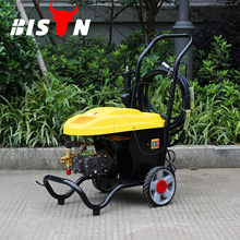 Bison China Cleaning and Equipment Cleaning Industrial Electric Pressure Washer Car Washer 6MPa Car Wash High Pressure Washer