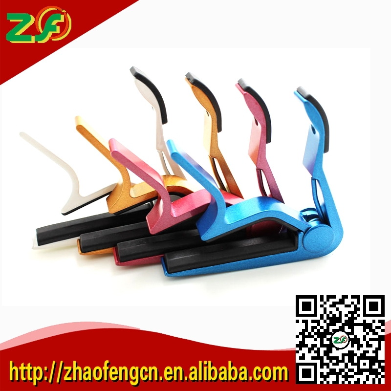 2015 Cheapest Guitar Capo With Good Quality, Free OEM Service