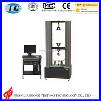 universal testing machine artificial board/man-made panel elastic modulus test