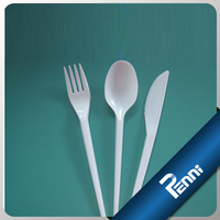 PP travel cutlery set