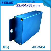 Custom Processed Factory Extrusion Aluminum Material Electrical Junction Box Case Enclosure