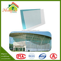 New arrival high transparency sunhouse pc sheet