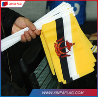 Promotional 2014 wholesale brazil world cup flags world cup soccer flags hand flags