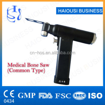 Surgical instrument High standard bone saw