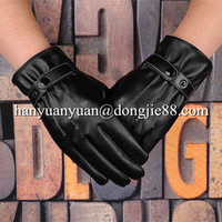 Hand protection Cotton motorcycle gloves women leather gloves