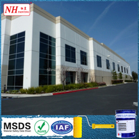White Waterborne Alkali Resistant Exterior Wall Primer