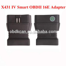 2016 Top-Rated 100% Original Launch X431 Smart OBDII-16E for X431 IV, X431 IV OBD2 16E Adapter with factory price