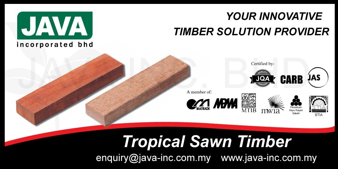 SAWN TIMBER/ SAWN LUMBER