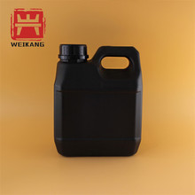1 litre plastic bottle, 1000ml drum with handle, medical disposable container
