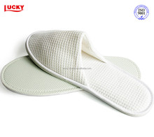Wholesale Good Quality Comfortable Hotel Cheap Waffle foam slipper