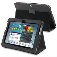 New Protective Case for Samsung Galaxy tab 2 7.0 p3100,Stand Leather Case Cover