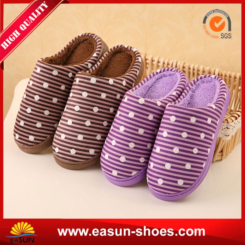 On Indoor Slipper Hot Selling Dancing Shoes Towelling Slippers