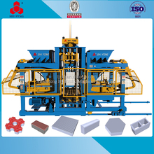 International Advanced Patent Cement Brick Machine Quotation Format For Sale