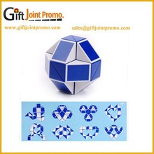 Aducational Puzzle, Promotional Changed Shape Magic Puzzle Feet/Cube