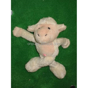 Plush cute sheep magnet toy
