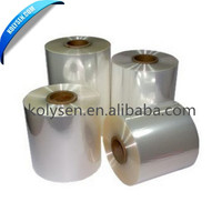 Clear PVC Shrink Sleeve Film Heat Plastic Packaging Film with Different Thickness