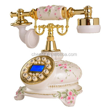antique style telephones wooden decorative wall telephone