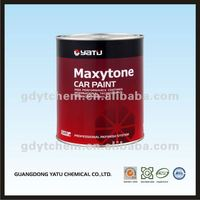 MAXYTONE Series Solid Color 2K Topcoat