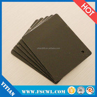 Extruded Black food grade PP Sheet / extruded polypropylene sheet for vacuum forming OEM thermoforming