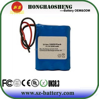 hot sale long cycle life rechargeable battery 12v 2.8ah